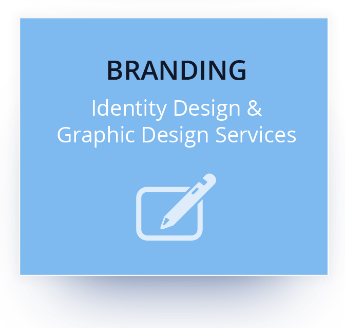 Learn more about identity design and graphic design services.