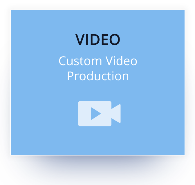 Learn more about custom video production and photography.
