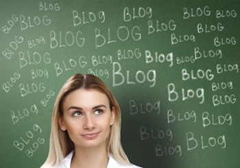 WEO Blog   Blonde Girl Chalkboard image graphic