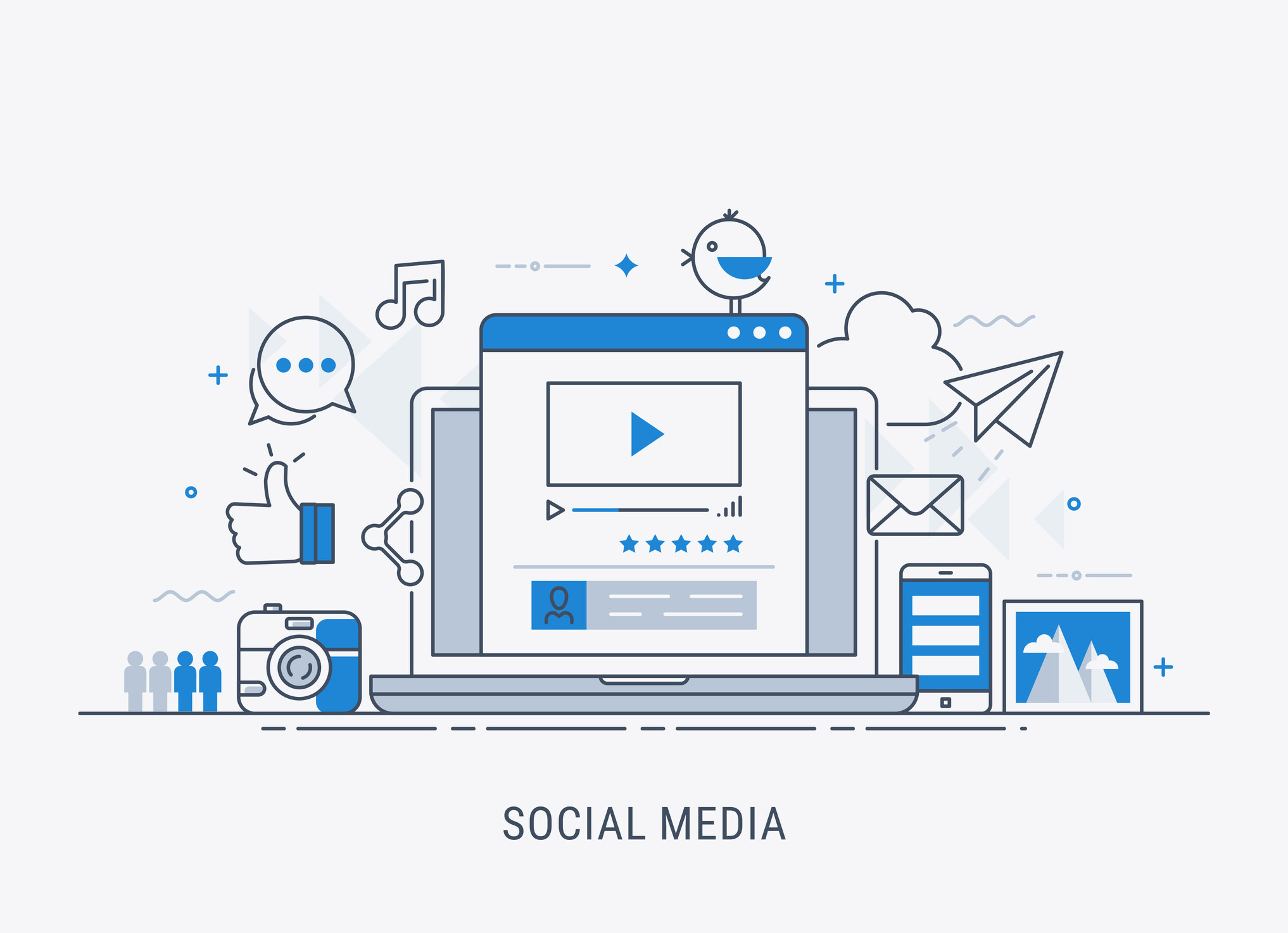 Social media for Dentists by WEO Media Dental Marketing